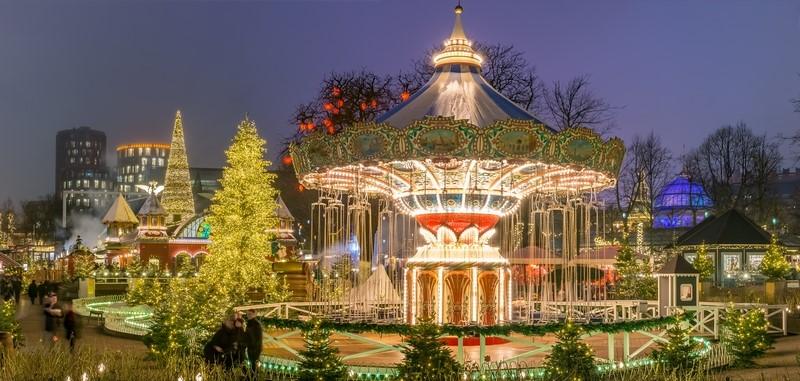 Copenhagen at Christmas