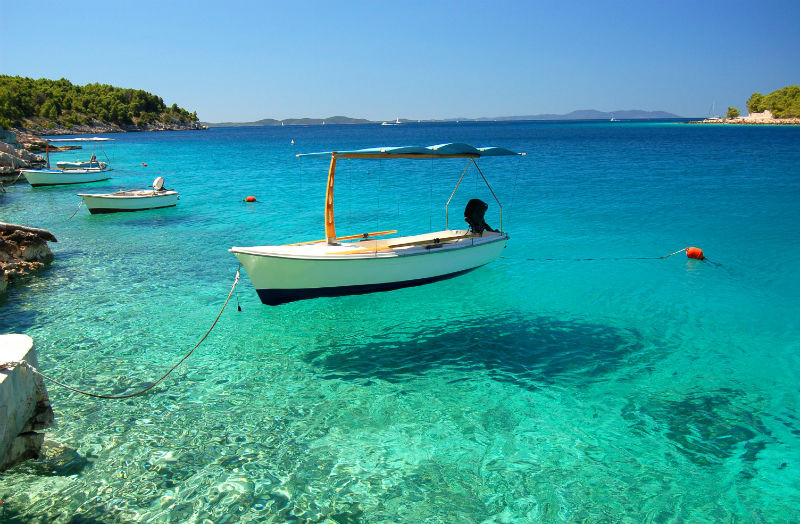 Crystal Clear in Croatia