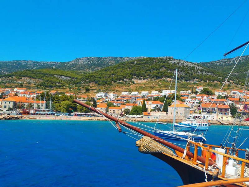 Croatia Sailing Holidays