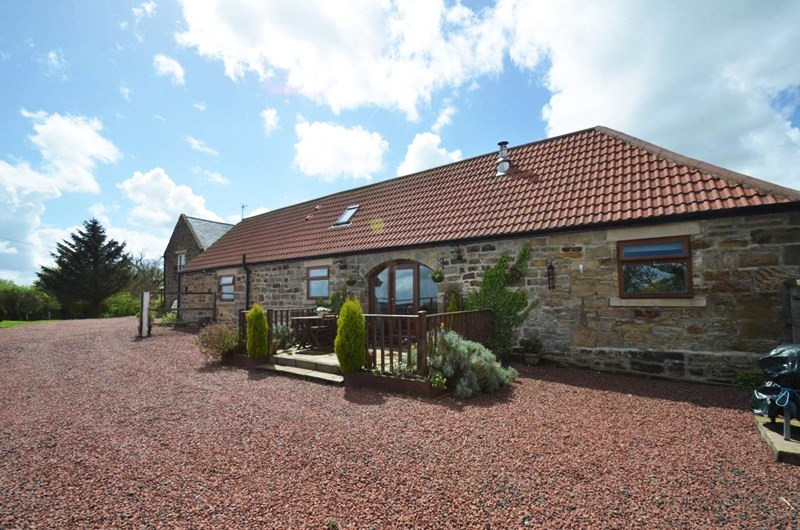 Cottage to rent Alnwick Northumberland