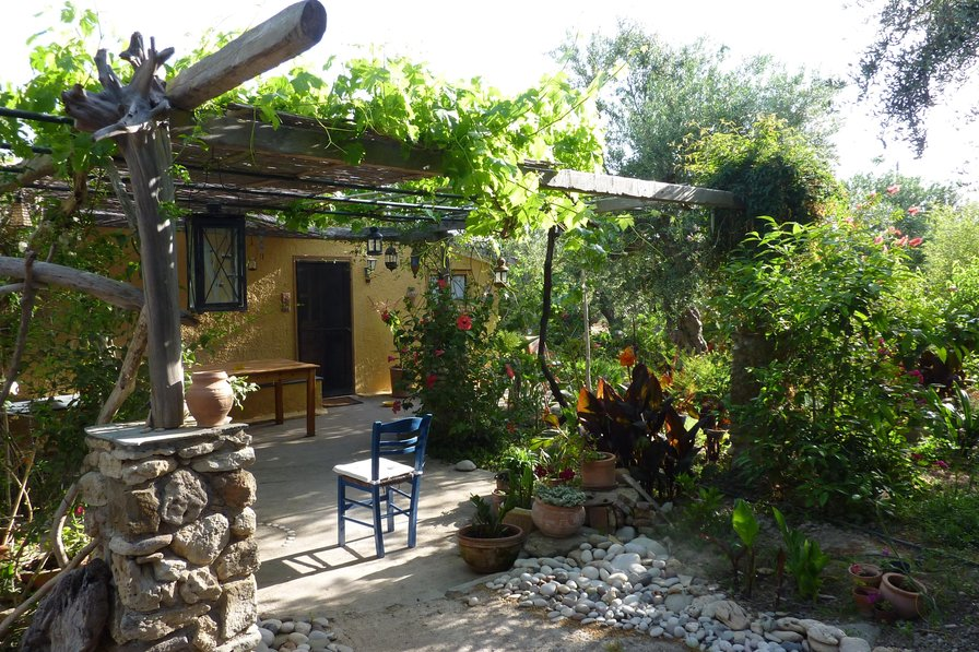 Eden Cottage Messinia