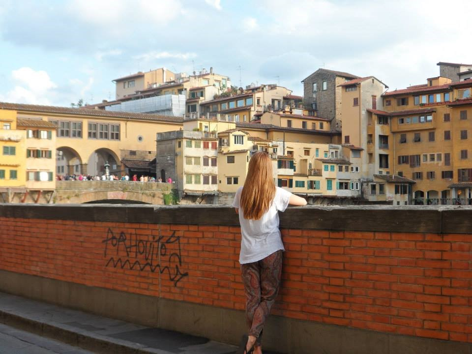 Emily in florence