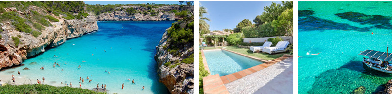 Locations in Spain | Villas in Spain