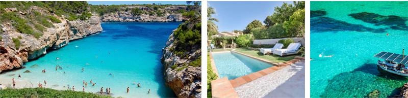 Locations in Spain | Villas in Spain