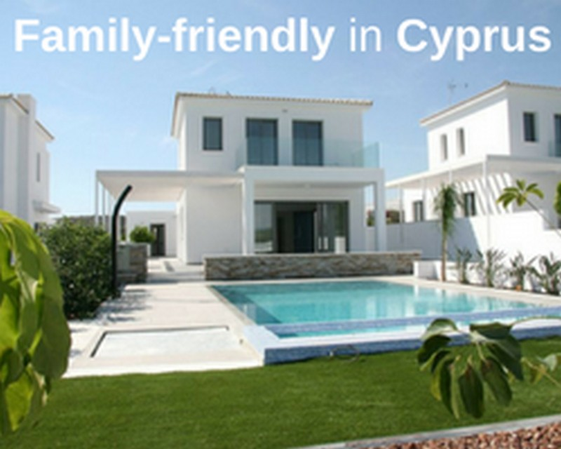 Family-friendly holiday rentals in Cyprus