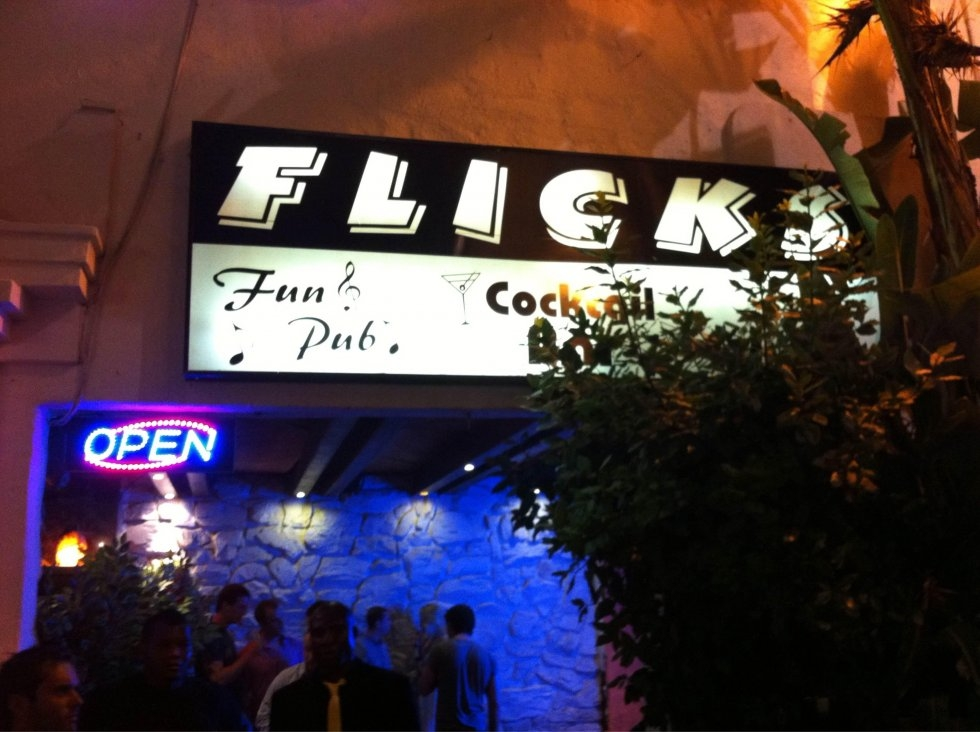 Flicks Bar Fuerteventura