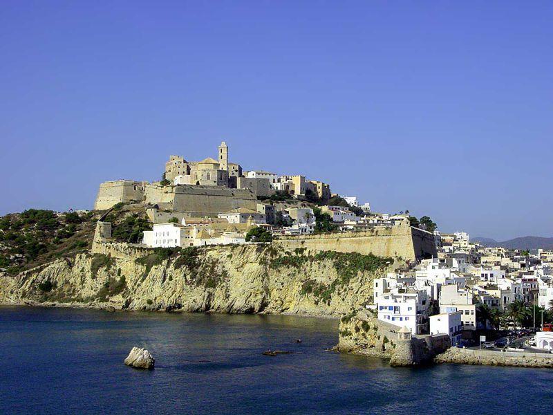 Ibiza Castle Ibiza Town
