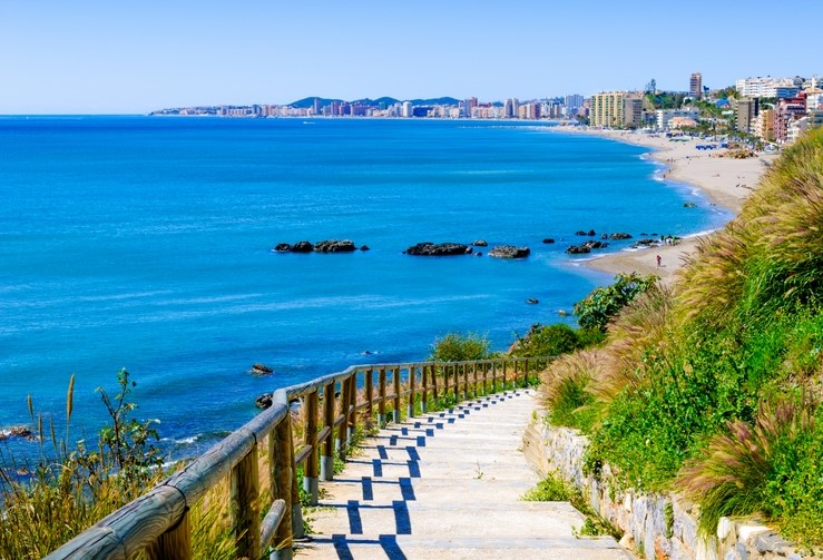 Fuengirola, Costa del Sol, Spain