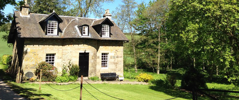 Cottage to rent near Fife Scotland