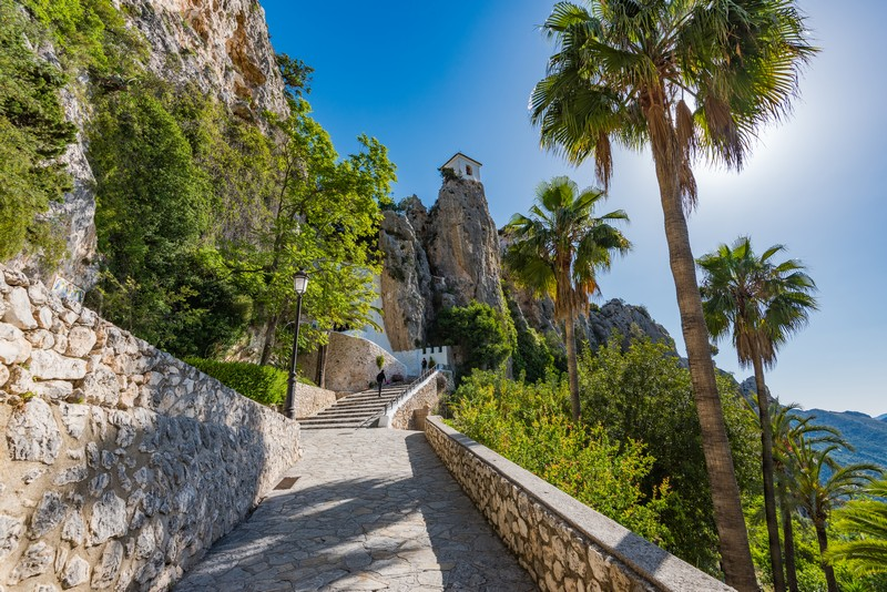Guadalest Fortress
