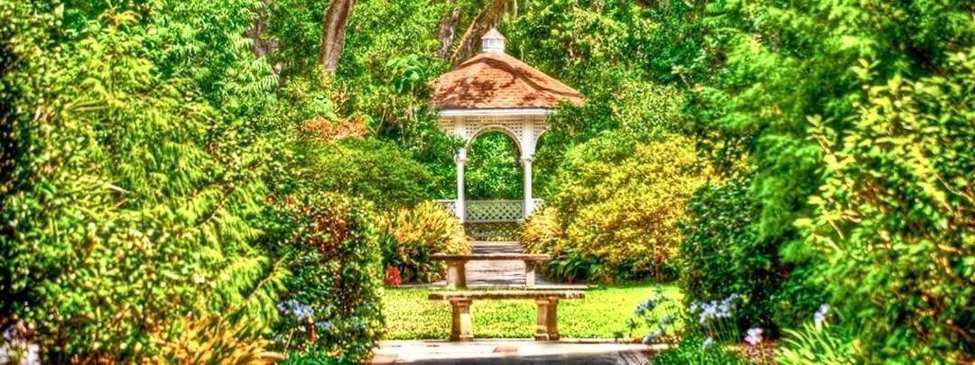 Harry P Leu Gardens Orlando