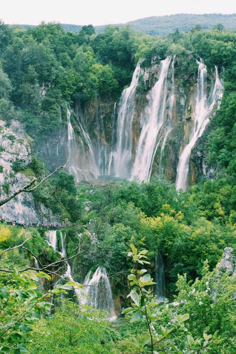 Lake Plitvice, Croatia