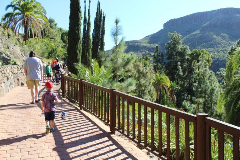 Palmitos Park in Gran Canaria