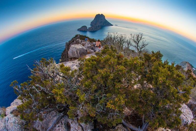 Ibiza viewpoint