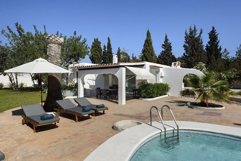Villa in Ibiza Spain Clickstay