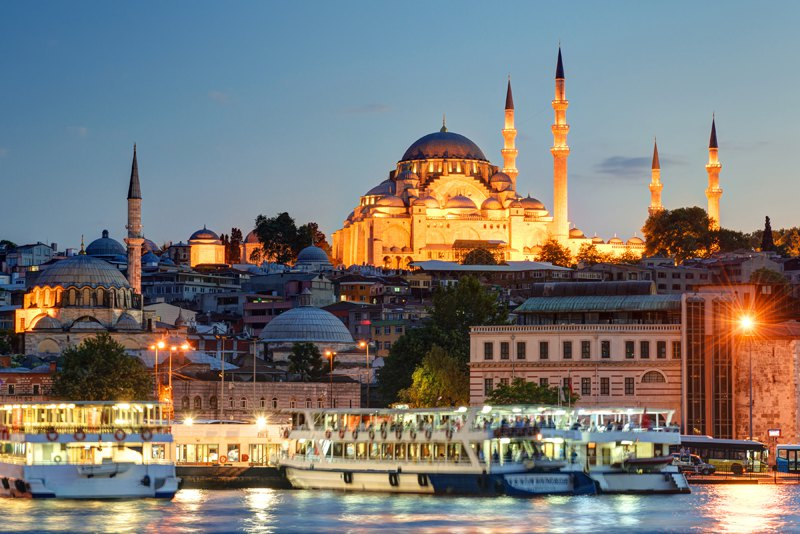 Istanbul Turkey Capital of Culture