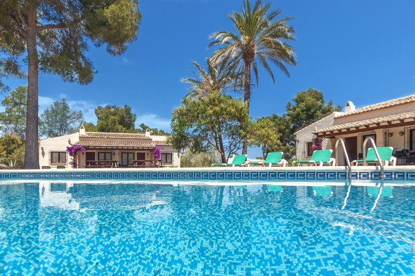 Villa to rent in Javea Spain