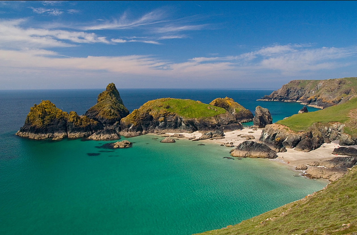 Kynance Cove, Lizard, Cornwall