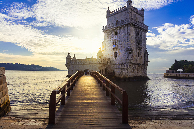Tower of Bethlehem Portugal