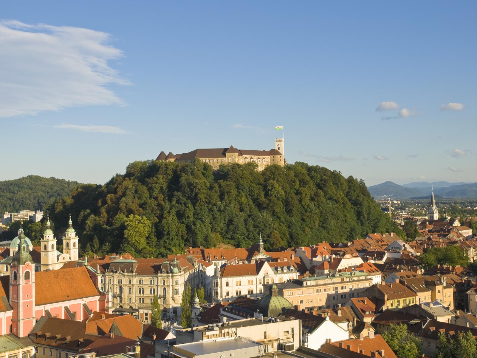 Slovenia capital - Ljubljana