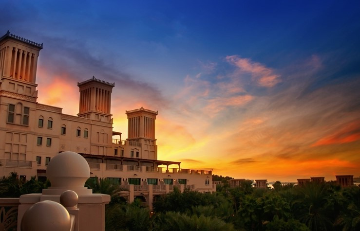 Madinat Jumeirah or Old Arabia