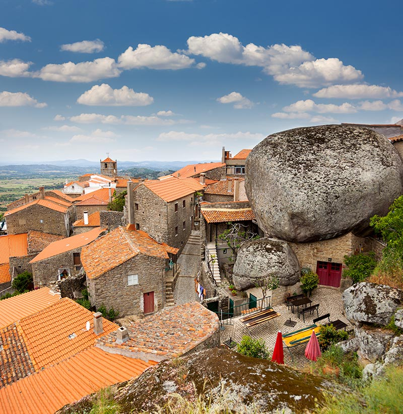 Village of Monsanto Portugal