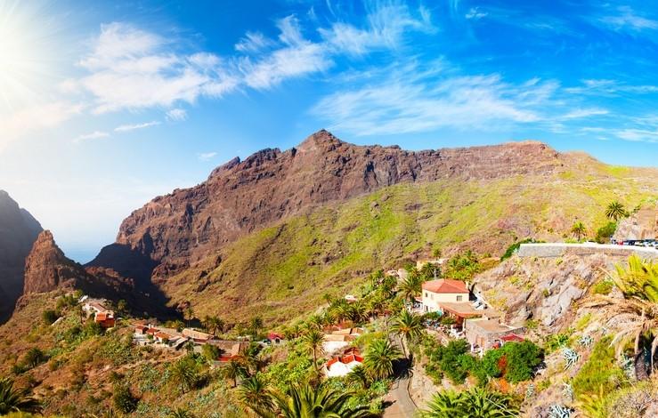 Make the climb to Masca