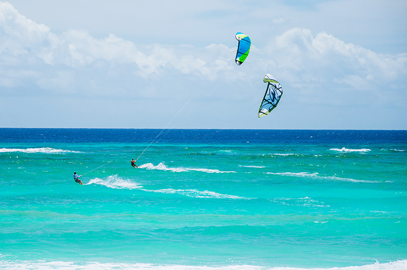 watersports in barbados