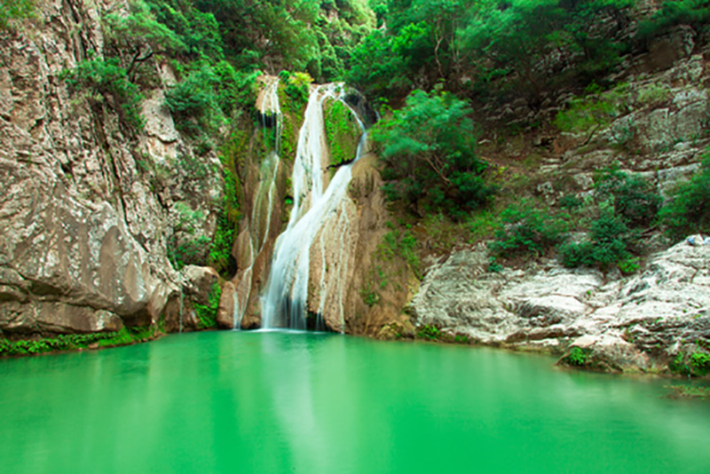 Messinia Waterfall