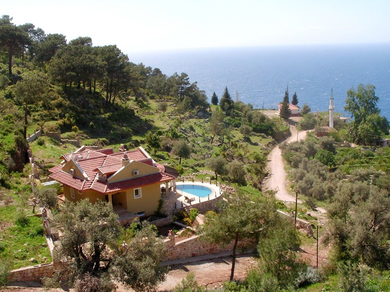 Mimosa Evi Villa in Turkey