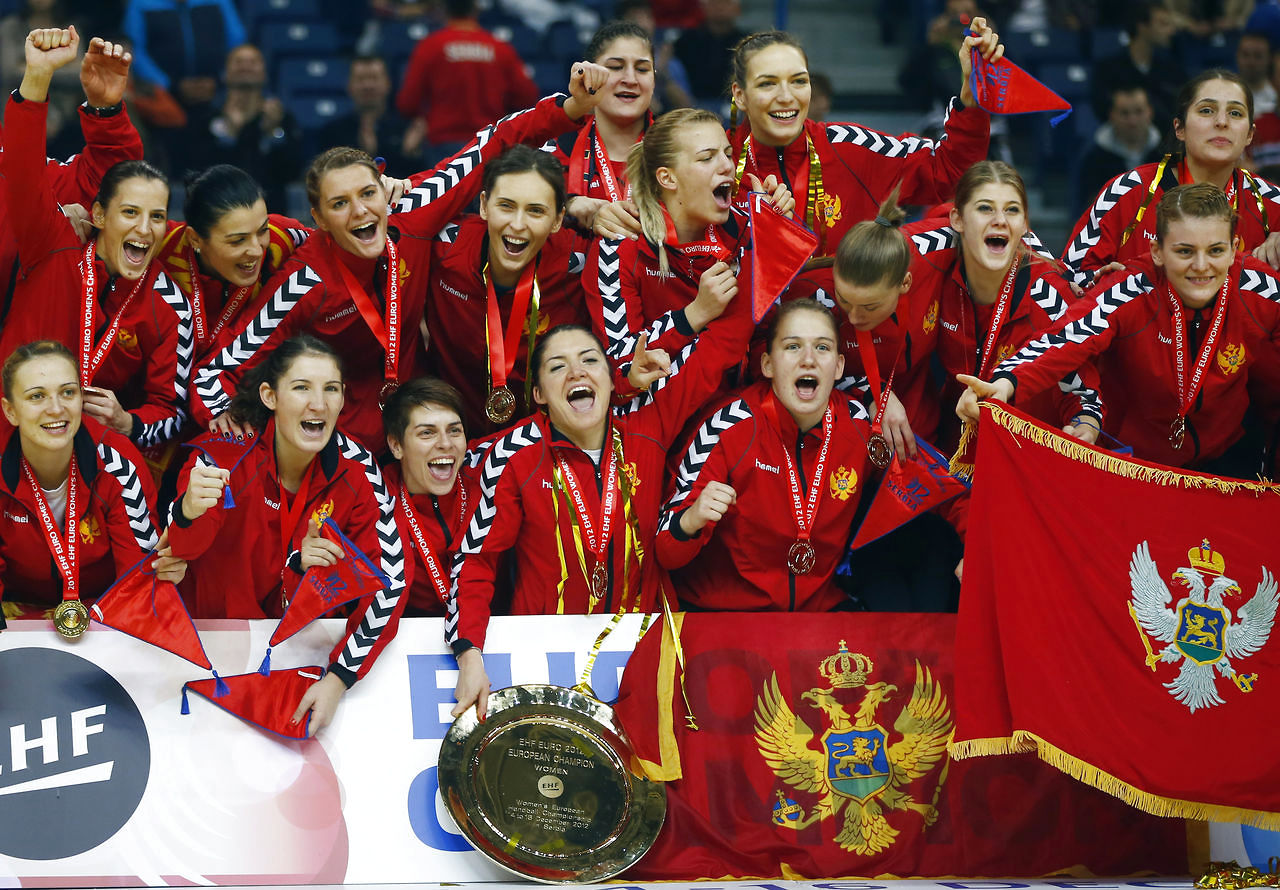 first ever Olympic medal at the London 2012 Olympic Games when the Montenegrin women won the silver in handball.