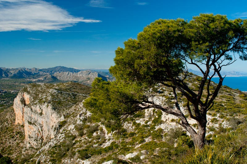 Montgo Natural Park near Javea