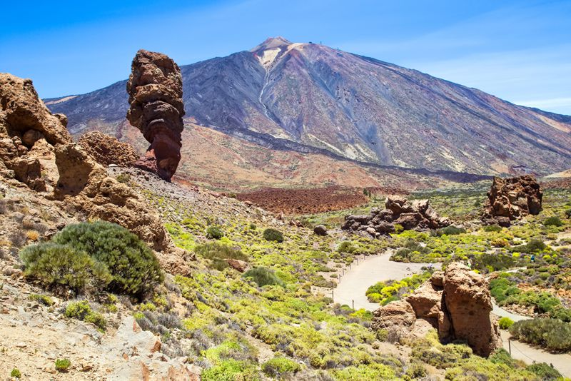 Mount Tiede in Tenerife