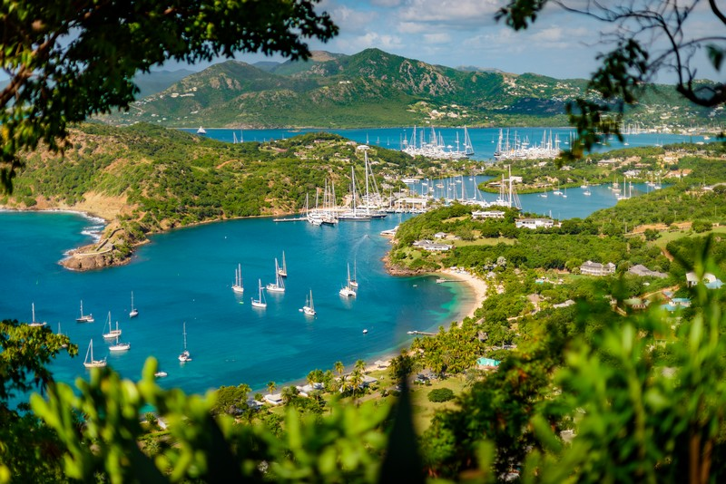 Nelson's Dockyard, Antigua, Antigua and Barbuda