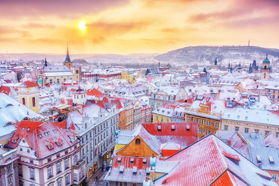 prague at christmas - Best Place To Spend Christmas
