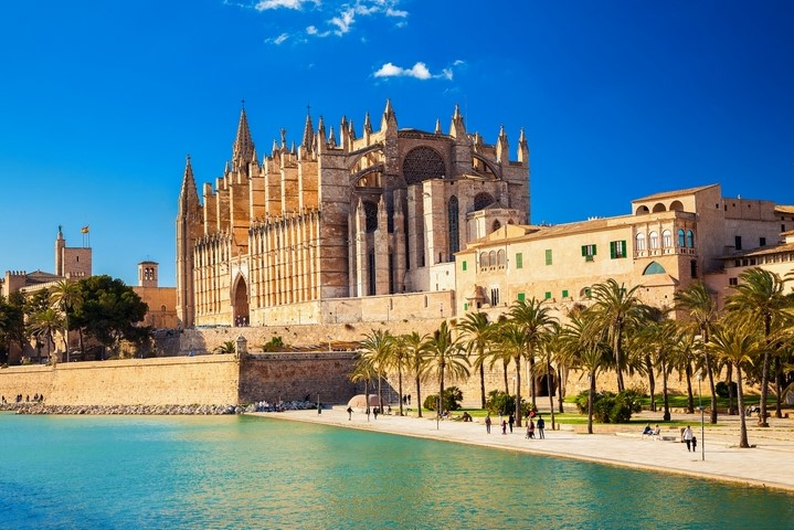 Cathedral of Palma, Majorca