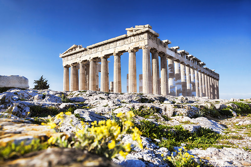 Parthenon Temple, Acropolis