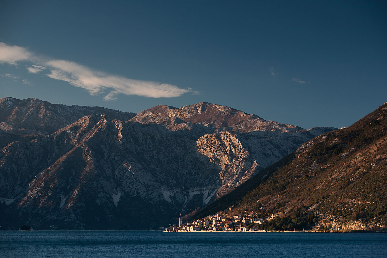 Mountains in Montenegro