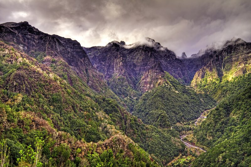 Madeira Mountains