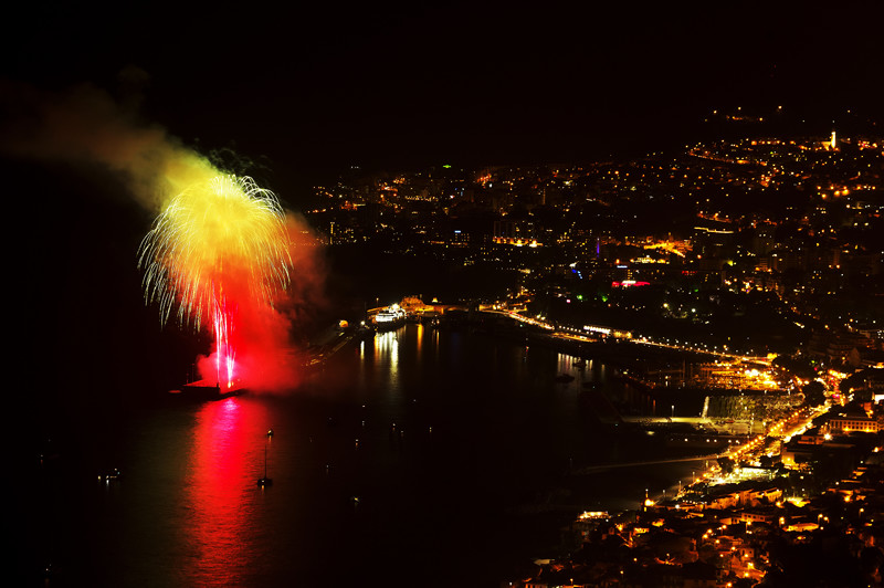 New Year's Eve Madeira
