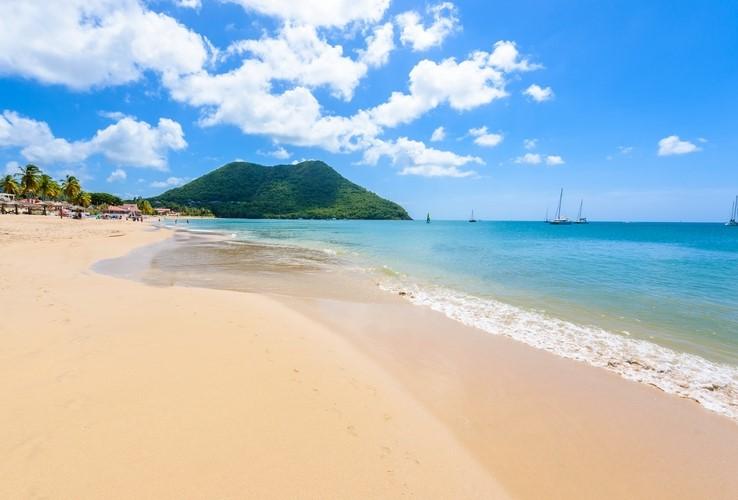 Reduit Beach, Saint Lucia