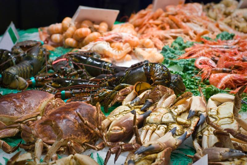 Seafood-Boqueria