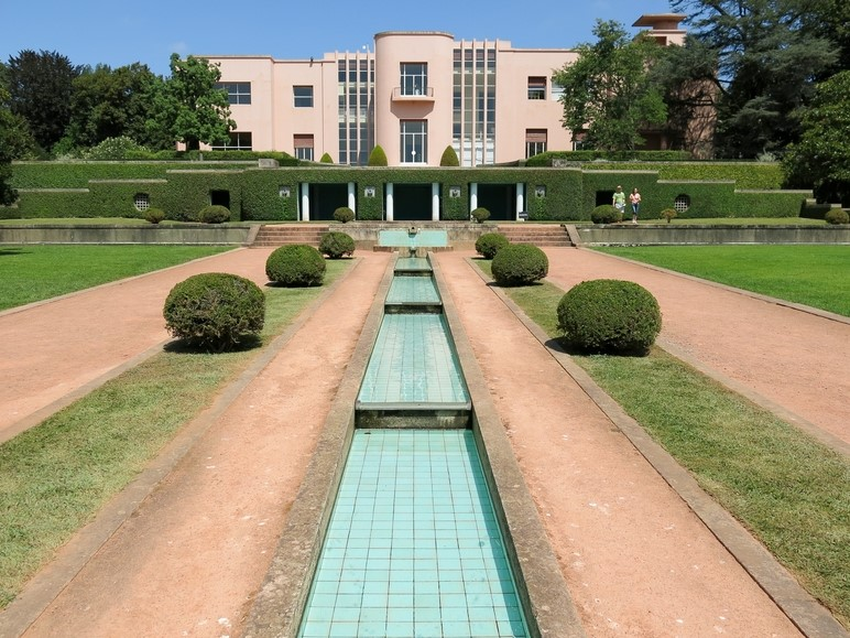 Serralves Museum of Contemporary Art in Porto, Portugal