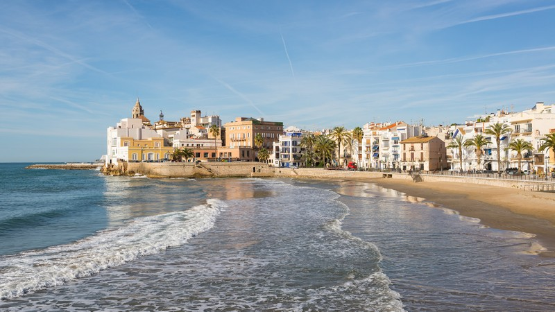 Holiday villas in Sitges