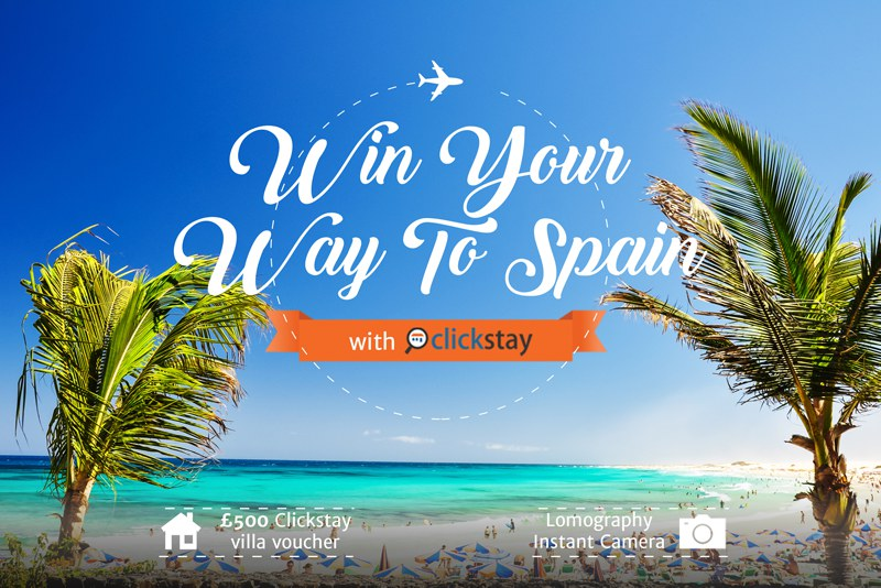 Clickstay Spain Competition