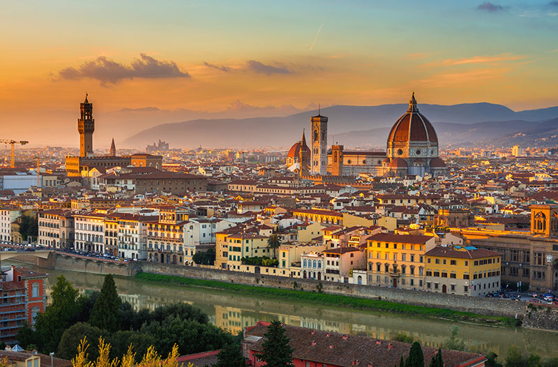 Places you must visit Florence, Tuscany