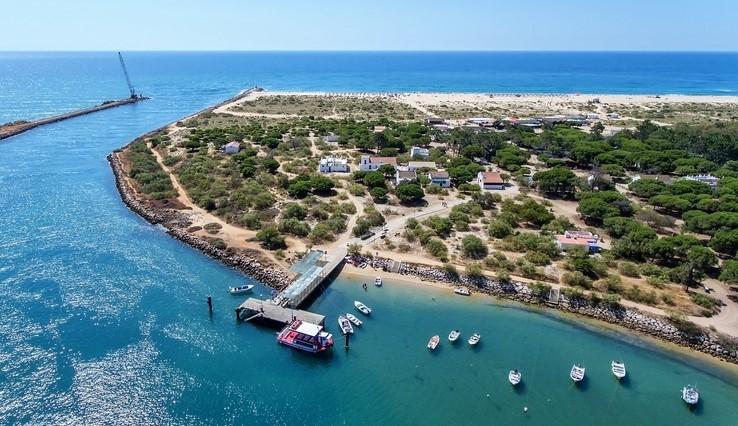 Tavira Island, Portugal