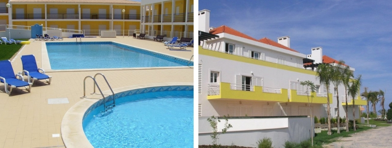 Apartments in Tavira