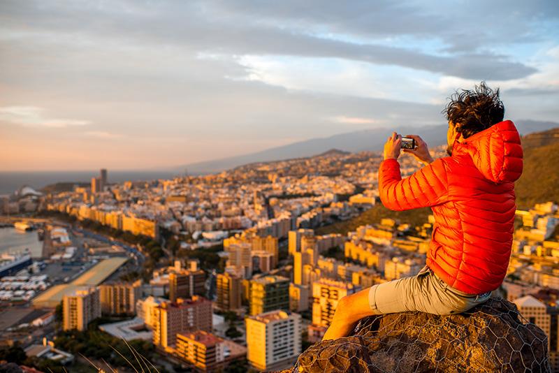 Tenerife photo of city