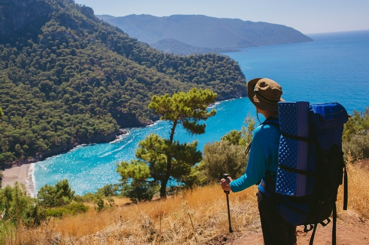 The Lycian Way in Turkey